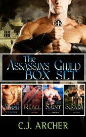 The Assassins Guild Box Set: 4 Complete Historical Romance Novels