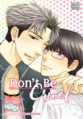 Don't Be Cruel: 2-in-1 Edition, Vol. 2 (Yaoi Manga): 2-in-1 Edition