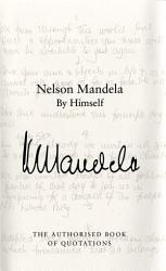 Nelson Mandela By Himself Book PDF