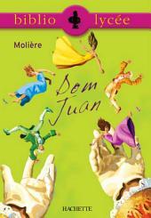 Bibliolycée - Dom Juan, Molière - Livre Elève