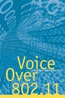 Voice Over 802 11 PDF