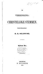 De Vereeniging Christelijke Stemmen: Volume 15