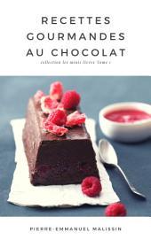 Recettes Gourmandes au chocolat 20 recettes