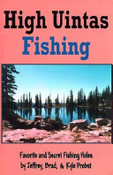 High Uintas Fishing Book