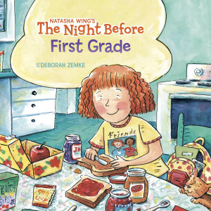 The Night Before First Grade PDF