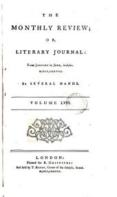 THE MONTHLY REVIEW; OR, LITERARY JOURNAL