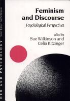Feminism and Discourse PDF