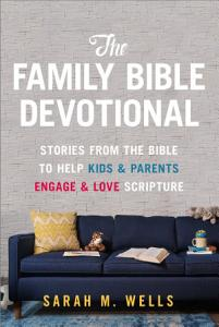 The Family Bible Devotional Book