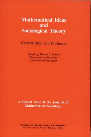 Mathematical Ideas and Sociological Theory PDF