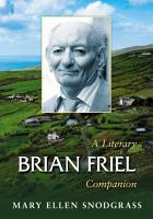 Brian Friel PDF
