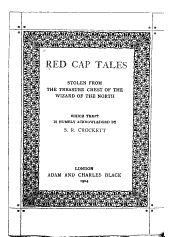 Red Cap Tales: Stolen from the Treasure Chest of the Wizard of the North
