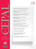 CEPAL Review No.116, August 2015