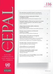 CEPAL Review No 116  August 2015 PDF