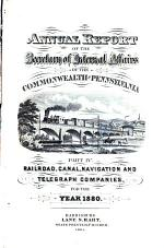 Annual Report of the Secretary of Internal Affairs of the Commonwealth of Pennsylvania