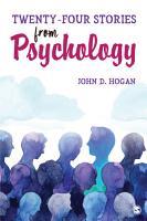 Twenty Four Stories From Psychology PDF