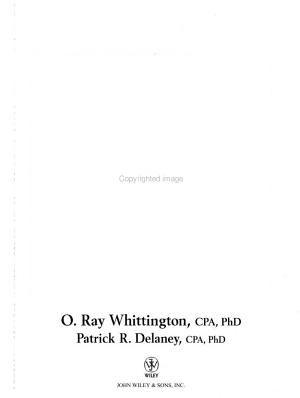 Wiley CPA Examination Review 2005  Auditing and Attestation PDF