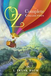 Oz, the Complete Collection: Oz, the Complete Collection, Volume 1; Oz, the Complete Collection, Volume 2; Oz, the Complete Collection, Volume 3; Oz, the Complete Collection, Volume 4; Oz, the Complete Collection, Volume 5