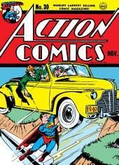 Action Comics (1938-) #30