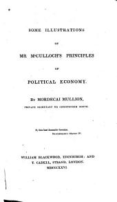 Some Illustrations of Mr. M'Culloch's Principles of Political Economy