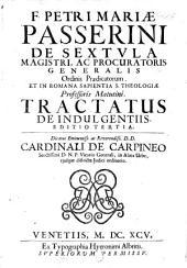 Tractatus de indulgentiis