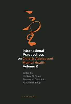 International Perspectives on Child and Adolescent Mental Health PDF
