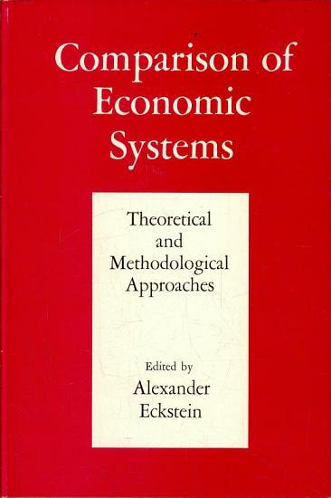Comparison of Economic Systems PDF
