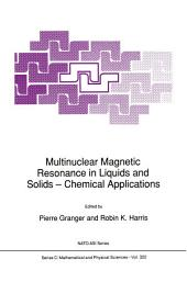 Multinuclear Magnetic Resonance in Liquids and Solids — Chemical Applications