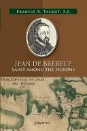 Download Jean De Brbeuf Book