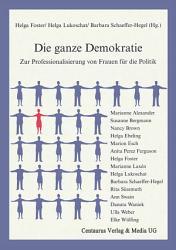 Die ganze Demokratie PDF