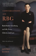 Download Conversations with RBG Book