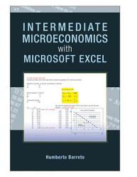 Intermediate Microeconomics with Microsoft Excel PDF