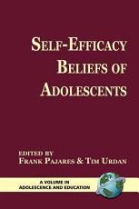 Self Efficacy Beliefs of Adolescents PDF