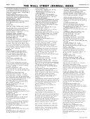 Wall Street Journal Index PDF