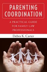 Parenting Coordination Book PDF