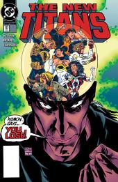 The New Titans (1984-) #117
