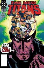 The New Titans (1984-) #117