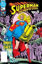 Superman: The Man of Steel (1994-) #10