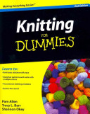Knitting For Dummies  2nd Edition   Knitting Patterns For Dummies  Book Bundle PDF
