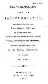 Nieuwe handleiding tot de aardrijkskunde: Volume 2