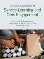 The SAGE Sourcebook of Service Learning and Civic Engagement PDF