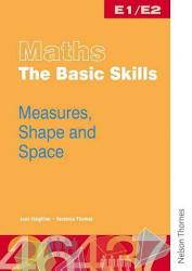Measure Shape And Space Book PDF