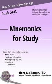 Mnemonics for Study