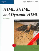 New Perspectives on HTML  XHTML  and Dynamic HTML PDF