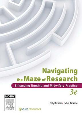 Navigating the Maze of Research   E Book PDF