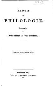 Rheinisches Museum für Philologie