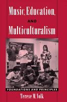 Music  Education  and Multiculturalism PDF