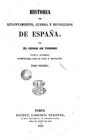 Historia del levantamiento, guerra y revolución de España, 3