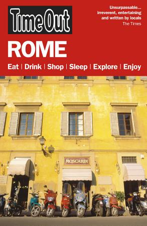 Time Out Rome 10th edition PDF