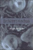 Bird Writer s Handbook PDF