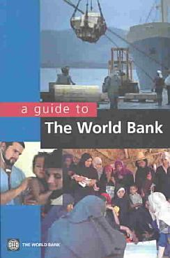 A Guide to the World Bank PDF